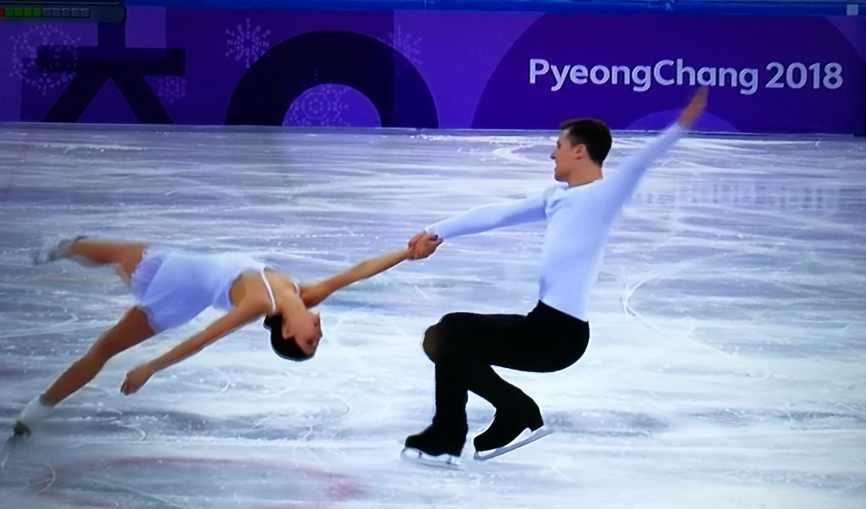 Team Skating at the #WinterOlympics