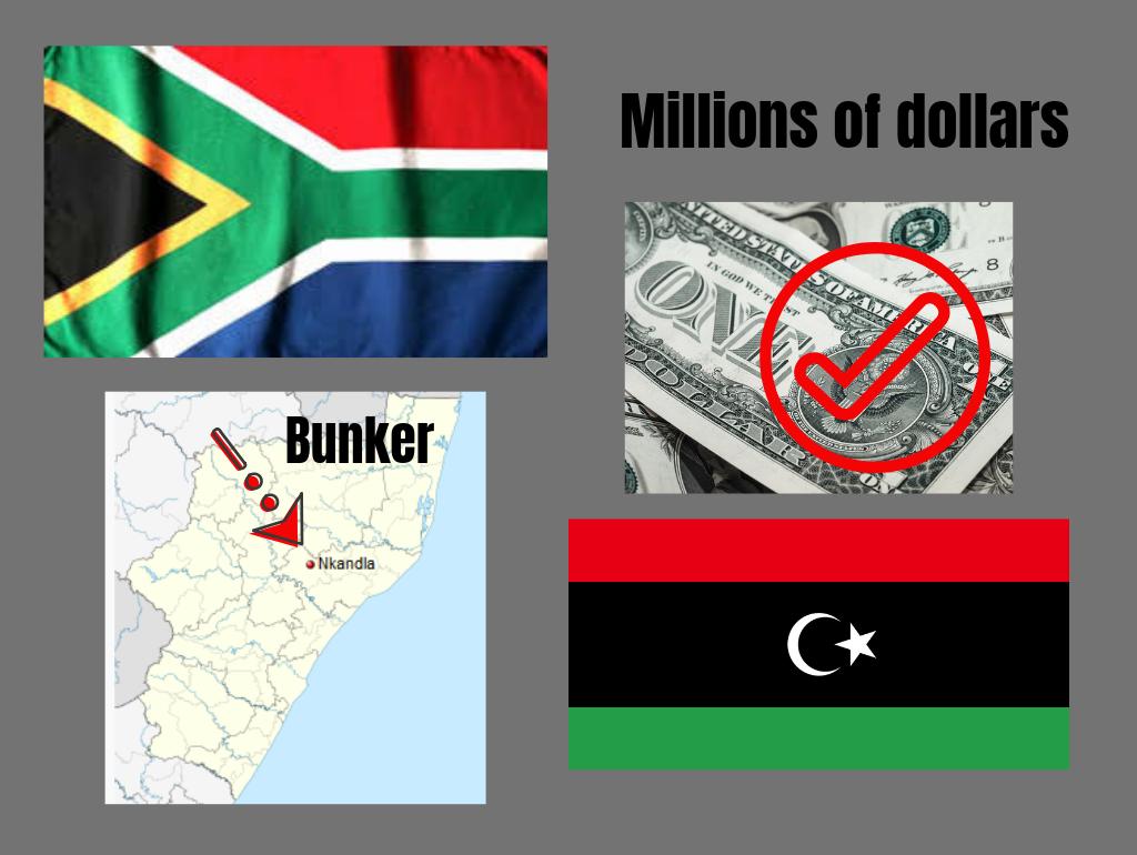 Did Jacob Zuma hide Millions for Muammar Gaddafi?