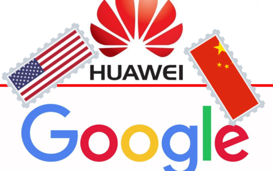 Huawei, Google, National Security and Government Control