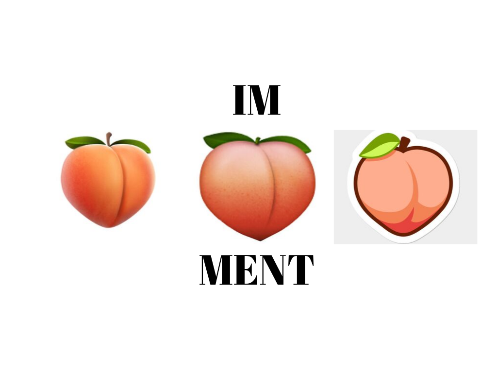 How the Sexy Peach Emoji Became About Trump's Impeachment